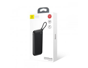 Baseus POWERFUL QC3.0 power bank 20000MAH czarny