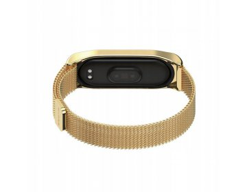 Tech-Protect MILANESEBAND XIAOMI MI BAND 3/4 CHAMPAGNE złoty