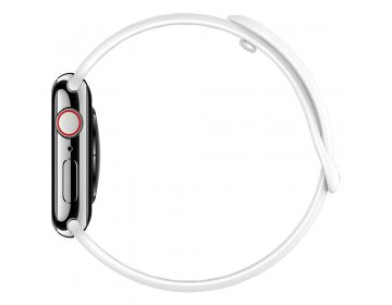 Spigen AIR FIT BAND APPLE WATCH 1/2/3/4/5 38/40MM biały