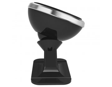 Baseus 360 MAGNETIC CAR MOUNT srebrny