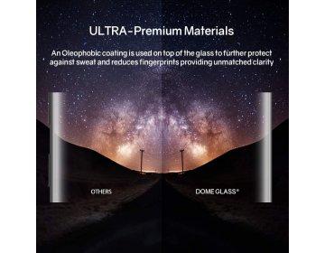 Szkło hartowane WHITESTONE DOME GLASS SAMSUNG S20 bezbarwny