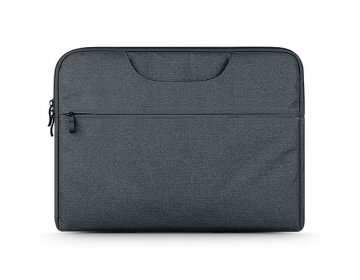 Tech-Protect BRIEFCASE LAPTOP 15-16 DARK szary