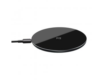 Baseus SIMPLE 15W WIRELESS CHARGER czarny