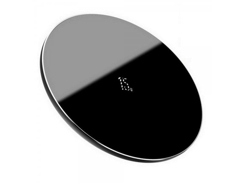 Baseus SIMPLE 15W WIRELESS CHARGER czarny