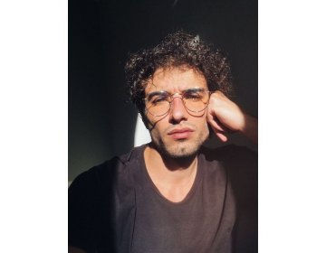Okulary Z FILTREM niebieski LIGHT do KOMPUTERA MELLER YSTER ROSE