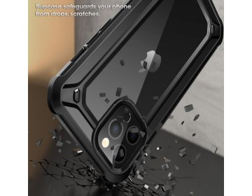 Supcase EXO PRO iPhone 12/12 PRO czarny