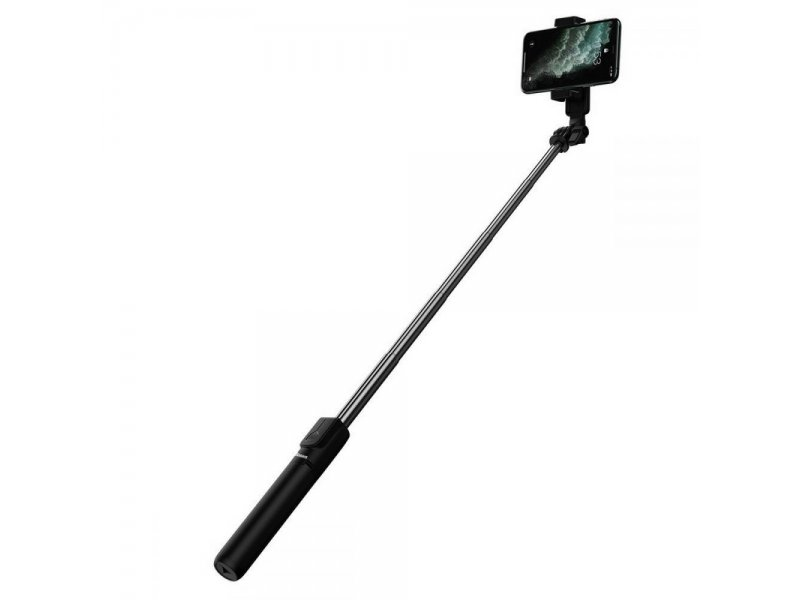 "Baseus LOVELY ""2"" WIRELESS SELFIE STICK TRIPOD czarny"