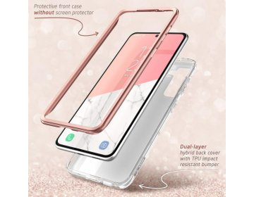 Supcase COSMO SAMSUNG S21 MARBLE