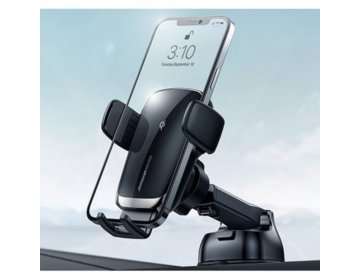 Joyroom JR-ZS248 DASHBOARD CAR MOUNT WIRELESS CHARGER czarny