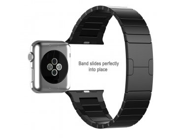 Tech-Protect LINKBAND APPLE WATCH 1/2/3/4/5 42/44MM czarny