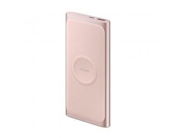Samsung power bank 10000 mAh U1200 różowy indukcja