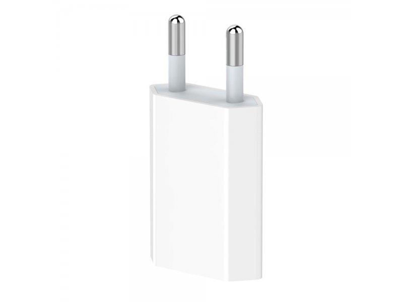 Devia ładowarka sieciowa Smart 1USB biały 1A