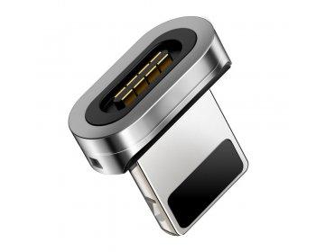 Baseus adapter magnetyczny Zinc magnetic Lightning