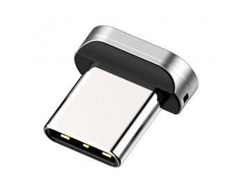 Baseus adapter magnetyczny Zinc magnetic USB-C