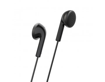 Borofone Słuchawki przewodowe BM40 Sage czarne