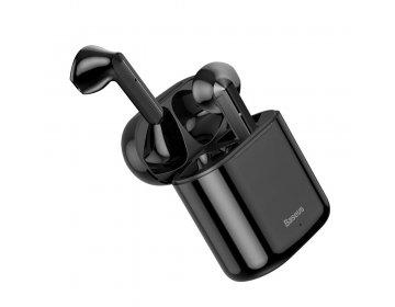Baseus słuchawki bluetooth TWS W09 czarne