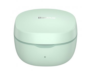 Baseus słuchawki bluetooth Encok TWS WM01 zielone