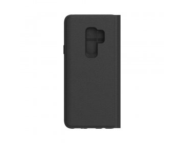Adidas SAMSUNG S9 Plus New Basics czarne book case