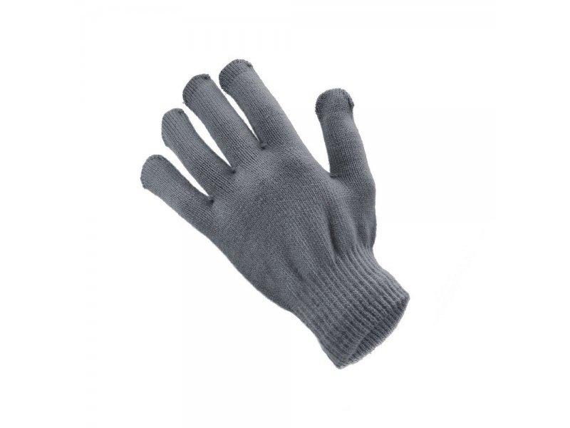 Rękawiczki do ekranów dotykowych GLOVES szary męska 22x12 cm