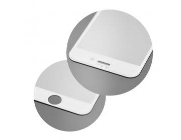 5D Full Glue szkło hartowane do iPhone 6G/6S Plus biały