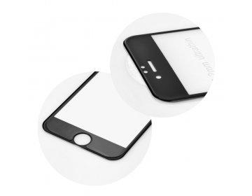 5D Full Glue szkło hartowane do iPhone 6G/6S Plus czarny