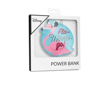 Bateria zewnętrzna POWER BANK licencjonowany Brelok Minnie Mouse 011 2200 mAh