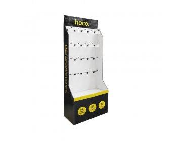 Kartonowy Stand HOCO na akcesoria + display card 20x