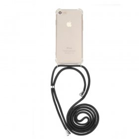 Futerał Forcell CORD do iPhone XR czarny
