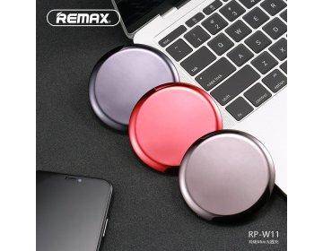 Remax ładowarka bezprzewodowa/indukcyjna szybkie ładowanie QI RP-W11 czerwony