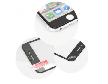 5D Full Glue szkło hartowane do XIAOMI Mi Note 10 czarny