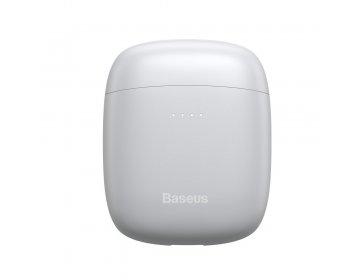 Baseus zestaw słuchawkowy/słuchawki bluetooth TWS Encok True W04 Pro białe NGW04P-02
