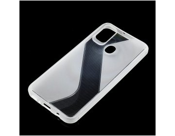 Futerał Forcell S-CASE do Samsung M21 transp.