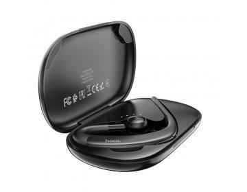 Hoco słuchawka bluetooth business Shine E56 ze stacją ładującą czarna