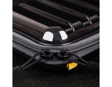 Baseus pokrowiec/etui/torba wstrząsoodporna HERMIT na telefon/dysk/navi/akcesoria czarna LBFZ-A01
