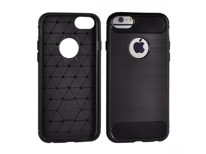 Back Case CARBON iPhone 7/8 czarny