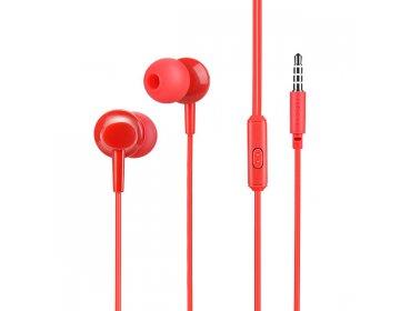 Hoco Słuchawki > M14 Initial Sound czerwone