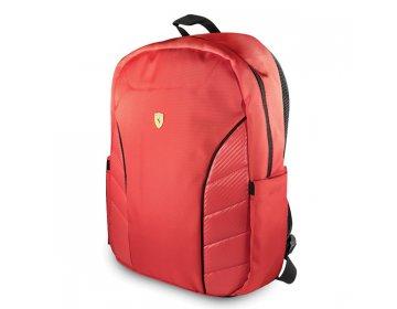 Oryginalny Plecak FERRARI Scuderia FESRBBPCO15RE Wzór 2 czerwony