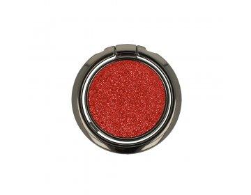 Ring GLITTER czerwony