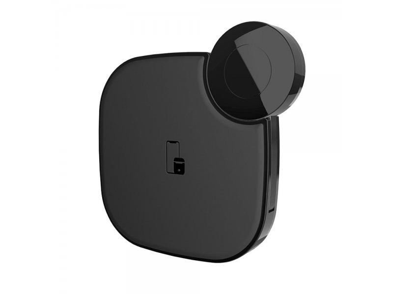 Hoco ładowarka indukcyjna bezprzewodowa > S5 Rich Power 2 w 1 telefonu i iWatch czarna