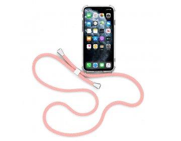 Strap Case > XIAOMI Redmi Note 8T Różowy
