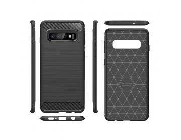 Back Case CARBON do LG K51S czarny