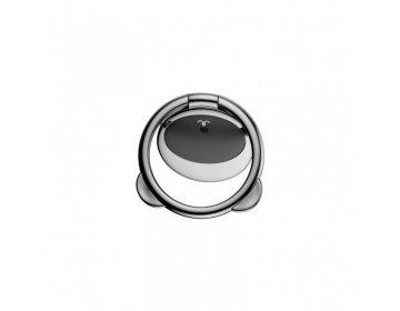 Baseus Uchwyt Bear Ring SUBR-01 czarny