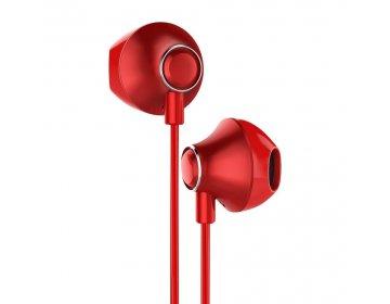 Baseus Słuchawki Encok H06 NGH06-09 Czerwone