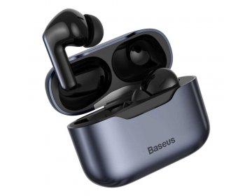 Baseus Słuchawki bluetooth TWS Simu ANC S1 Pro NGS1P-0A Ciemnoszare