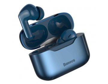 Baseus Słuchawki bluetooth TWS Simu ANC S1 Pro NGS1P-03 Niebieskie